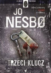 Okładka książki Trzeci klucz Jo Nesbø