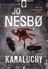 Okładka książki Karaluchy Jo Nesbø