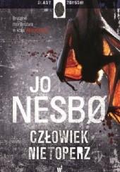 Okładka książki Człowiek nietoperz Jo Nesbø