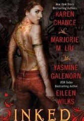 Okładka książki Inked Karen Chance,Marjorie M. Liu,Eileen Wilks,Yasmine Galenorn