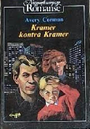 Okładka książki Kramer kontra Kramer Avery Corman