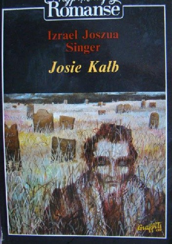 Okładka książki Josie Kałb Israel Joszua Singer