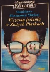 Okładka książki Wczesną jesienią w Złotych Piaskach