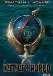 Okładka książki Katyas World Jonathan L. Howard