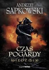Okładka książki Czas pogardy Andrzej Sapkowski