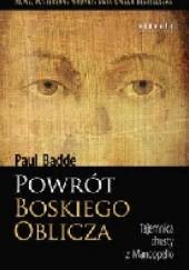 Okładka książki Powrót Boskiego Oblicza. Tajemnica chusty z Manopello Paul Badde