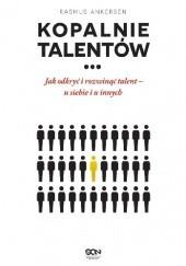Okładka książki Kopalnie talentów Rasmus Ankersen