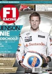 Okładka książki F1 Racing, nr 125 / grudzień 2014 Redakcja magazynu F1 Racing