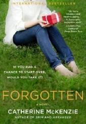 Okładka książki Forgotten Catherine McKenzie