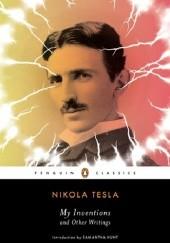 Okładka książki My Inventions and Other Writings Nikola Tesla