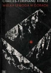 Okładka książki Wielka trwoga w górach Charles-Ferdinand Ramuz