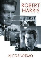 Okładka książki Autor widmo Robert Harris