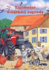 Okładka książki Tajemnice wiejskiej zagrody Bob Bampton