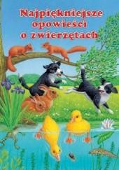 Okładka książki Najpiękniejsze opowieści o zwierzętach Bob Bampton