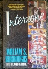 Okładka książki Interzone William Seward Burroughs