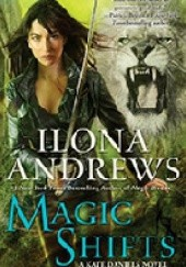 Okładka książki Magic Shifts Ilona Andrews