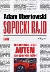 Okładka książki Sopocki rajd Adam Ubertowski