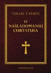 Okładka książki O naśladowaniu Chrystusa Tomasz z Kempis
