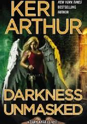 Okładka książki Darkness Unmasked Keri Arthur