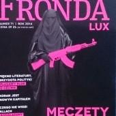 Okładka książki Fronda nr 71. Meczety i maczety Redakcja kwartalnika Fronda