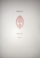 Okładka książki Bafomet X°, Liber 106. O śmierci. Aleister Crowley