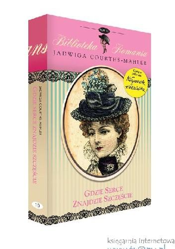 Okładka książki Gdzie serce znajdzie szczęście Jadwiga Courths-Mahler