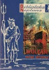 """Okładka książki """"Wulkan"""" wciąż aktywny Henryk Mąka"""