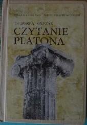 Okładka książki Czytanie Platona Thomas Alexander Szlezak
