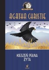Okładka książki Kieszeń pełna żyta Agatha Christie
