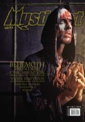 Okładka książki Mystic Art, nr 1 (61) / 2014 Redakcja magazynu Mystic Art