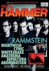 Okładka książki Metal Hammer nr 246 (12/2011) Redakcja magazynu Metal Hammer