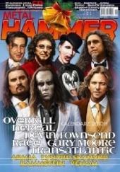Okładka książki Metal Hammer nr 223 (1/2010) Redakcja magazynu Metal Hammer