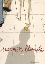 Okładka książki Summer Blonde Adrian Tomine