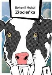 Okładka książki Złocieńka Bohumil Hrabal