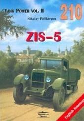 Okładka książki ZiS-5 Nikolay Polikarpov