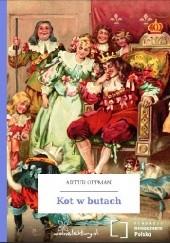 Okładka książki Kot w butach Artur Oppman