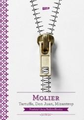 Okładka książki Tartuffe. Don Juan. Mizantrop Molier