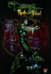 Okładka książki The Darkness Flesh and Blood David Finch,Clayton Crain,Joe Benitez