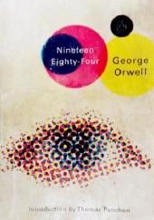 Okładka książki Nineteen Eighty-Four George Orwell