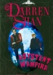 Okładka książki Darren Shan; Asystent Wampira Darren Shan