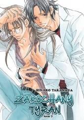 Okładka książki Zakochany Tyran 7 Hinako Takanaga