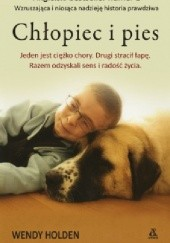 Okładka książki Chłopiec i pies Wendy Holden