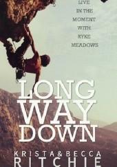 Okładka książki Long Way Down Krista Ritchie