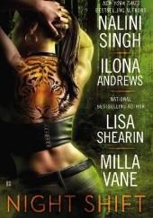 Okładka książki Night Shift Ilona Andrews,Nalini Singh,Meljean Brook,Lisa Shaerin