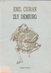 Okładka książki Zły demiurg