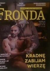 Okładka książki Fronda nr 69. Kradnę zabijam wierzę Redakcja kwartalnika Fronda