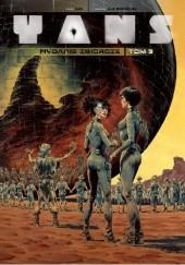 Okładka książki Yans: Wydanie zbiorcze. Tom 3 André-Paul Duchâteau,Zbigniew Kasprzak