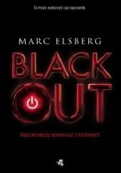 Okładka książki Blackout Marc Elsberg