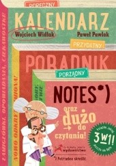 Okładka książki NIEkalendarz Wojciech Widłak,Paweł Pawlak