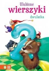 Okładka książki Ulubione wierszyki dwulatka praca zbiorowa